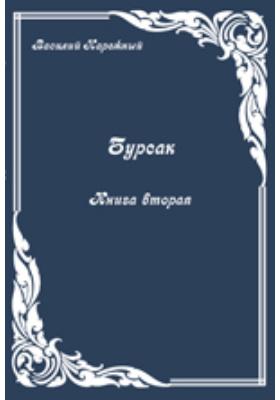Бурсак. Книга вторая: художественная литература