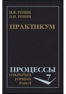 Практикум по дисциплине «Процессы открытых горных работ»: учебное пособие