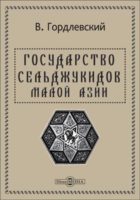 Государство Сельджукидов Малой Азии: научно-популярное издание