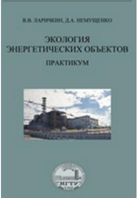 Экология энергетических объектов. Практикум: учебное пособие