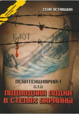 Пенитенциарий-1, или Подводная лодка в степях Украины : Не рекомендуется для чтения несовершеннолетним