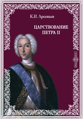Царствование Петра II: публицистика