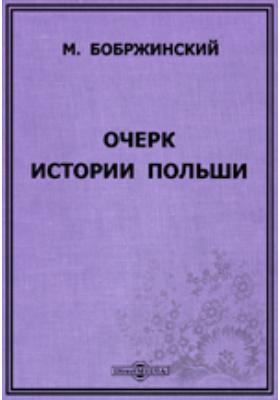 Очерк истории Польши. Т. II