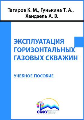 Эксплуатация горизонтальных газовых скважин: учебное пособие