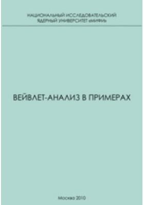 Вейвлет-анализ в примерах: учебное пособие
