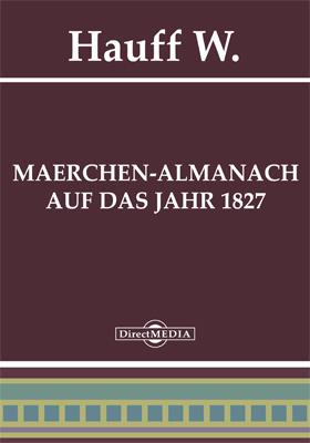 Maerchen-Almanach auf das Jahr 1827