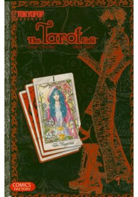 """Кафе """"Таро"""". Том 1 = The Tarot Cafe: Volume 1"""