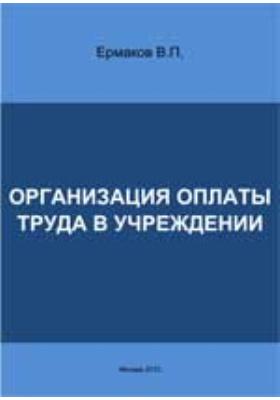 Организация оплаты труда в учреждении