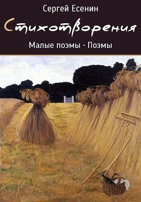 Стихотворения : Малые поэмы ~ Поэмы: художественная литература