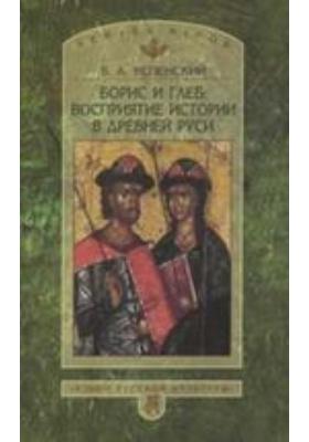 Борис и Глеб. Восприятие истории в Древней Руси