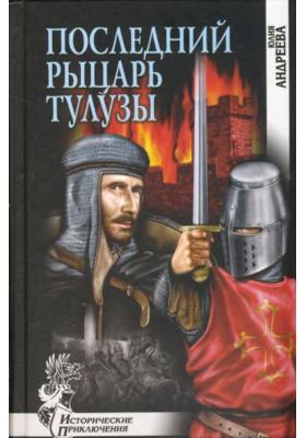 Последний рыцарь Тулузы : Роман