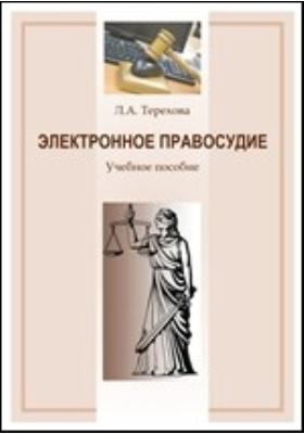 Электронное правосудие: учебное пособие
