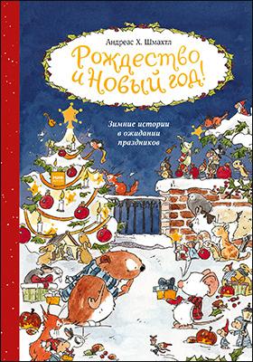 Рождество и Новый год! Зимние истории в ожидании праздников: художественная литература