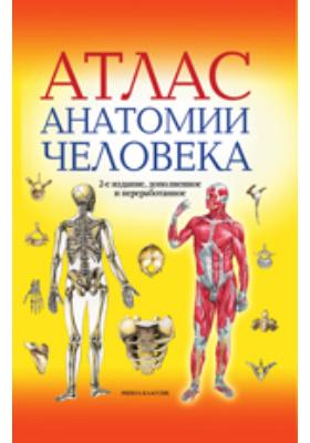 Атлас анатомии человека: географическая карта