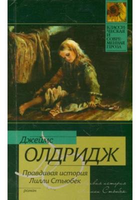 Правдивая история Лилли Стьюбек = The True Story of Lilli Stubeck : Роман