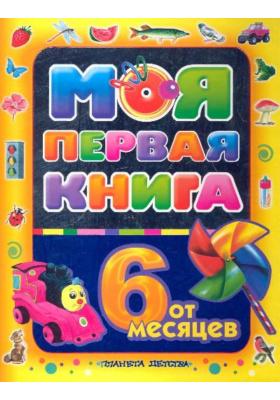 Моя первая книга : Энциклопедия для малышей от 6 месяцев