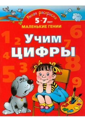 Учим цифры. 5-7 лет