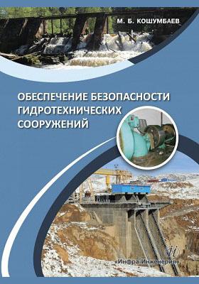 Обеспечение безопасности гидротехнических сооружений: учебное пособие