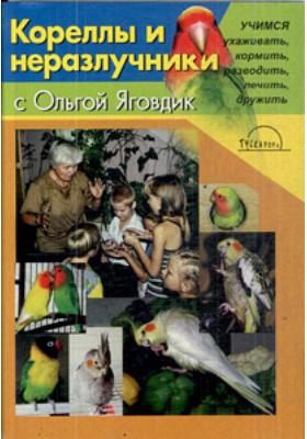 Кореллы и неразлучники с Ольгой Яговдик