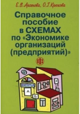 Справочное пособие в схемах по «Экономике организаций (предприятий)»