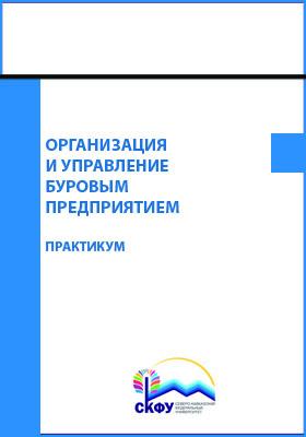 Организация и управление буровым предприятием: практикум