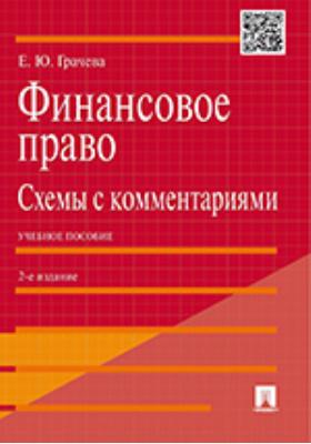 Финансовое право : схемы с комментариями: учебное пособие