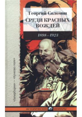 Среди красных вождей (лично пережитое и виденное на советской службе). Ленин и его семья (Ульяновы)