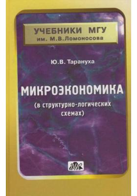 Микроэкономика (в структурно-логических схемах) : Учебно-методическое пособие. 2-е издание, переработанное и дополненное