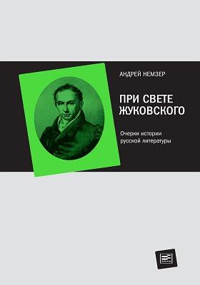 При свете Жуковского : очерки истории русской литературы: публицистика