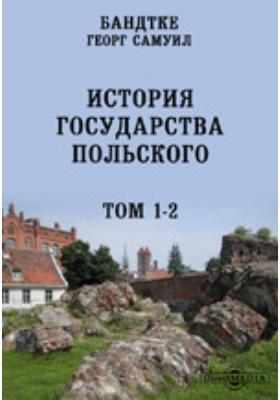 История государства Польского. Т. 1-2
