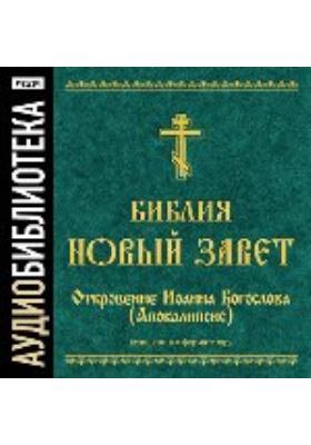 Библия. Новый завет. Откровение Иоанна Богослова. Апокалипсис