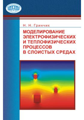 Моделирование электрофизических и тепловых процессов в слоистых средах