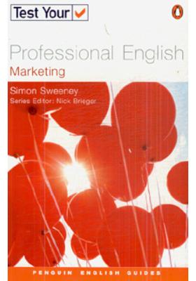 Test Your Professional English: Marketing : Penguin English Guides