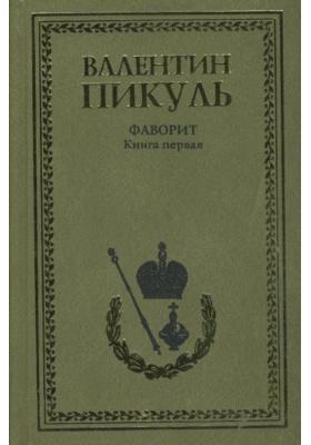 Фаворит. В 2 книгах. Книга 1. Его императрица : Роман