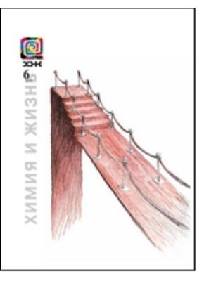 Химия и жизнь - XXI век: журнал. 2010. № 6