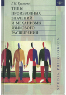 Типы производных значений и механизмы языкового расширения: монография
