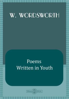 Poems Written in Youth