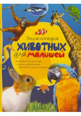 Энциклопедия животных для малышей