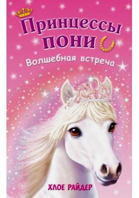 Волшебная встреча = Princess Ponies 1. A Magical Friend