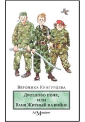 Дроздово поле, или Ваня Житный на войне: роман
