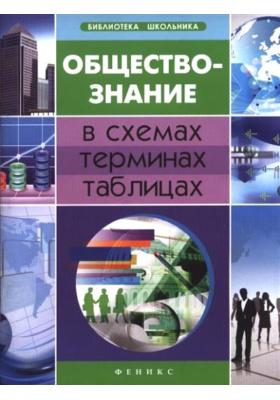 Обществознание в схемах, терминах, таблицах : 2-е издание