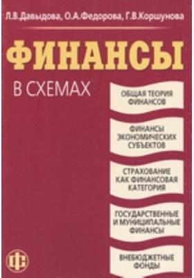 Финансы в схемах: учебное пособие