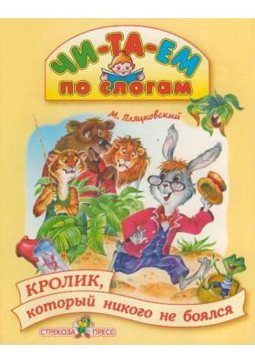 Кролик, который никого не боялся : Сказка