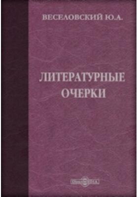 Литературные очерки