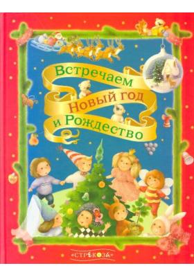 Встречаем Новый год и Рождество : Стихи