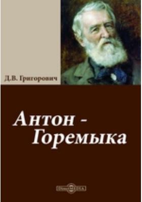 Антон-Горемыка: художественная литература