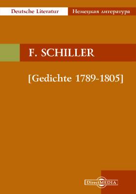 [Gedichte 1789-1805]