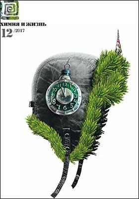 Химия и жизнь - XXI век: ежемесячный научно-популярный журнал. 2017. № 12