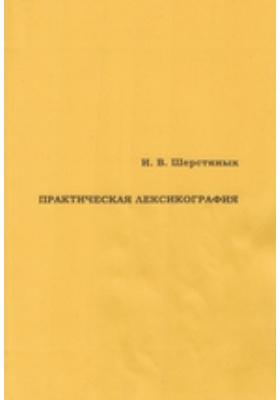 Практическая лексикография: учебное пособие