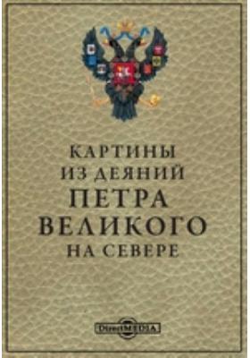 Картины из деяний Петра Великого на Севере